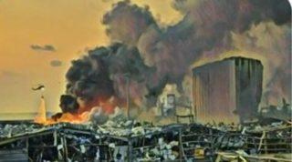 レバノン 大爆発 テロ 原因 何故 硝酸アンモニウム 理由 調査