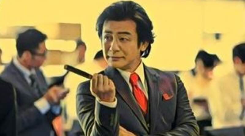 半沢直樹 黒崎 結婚指輪 妻 美咲 夫婦生活 デート 暴露