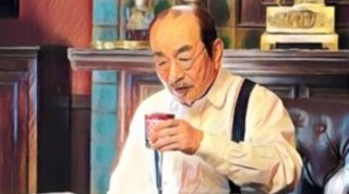 志村けん 朝ドラ 役名  小山田耕三 放送 5月1日 5/1 エール 代役 NHK 山田耕筰 モデル