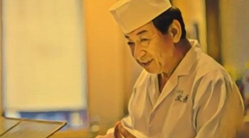 天ぷら近藤 近藤文夫 銀座 レシピ 予約 評判 芋 野菜 ホタテ ほたて